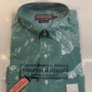 Vineyard Vines Murray Shirt, Size L